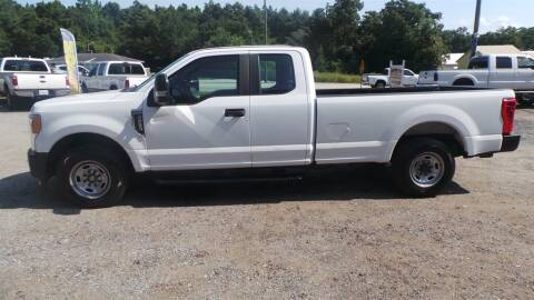2017 Ford F-250 Super Duty for sale at action auto wholesale llc in Lillian AL
