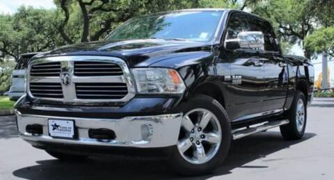 2015 RAM Ram Pickup 1500 for sale at Diamond Automobile Exchange in Woodbridge VA