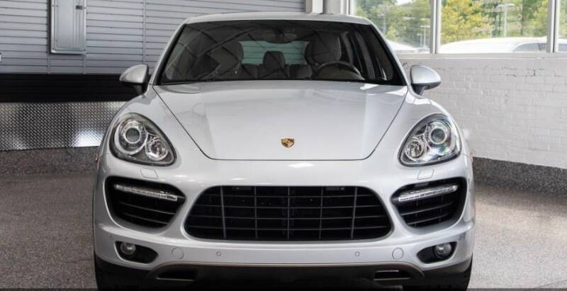2011 Porsche Cayenne for sale at R Garage Auto Sales in Decatur GA