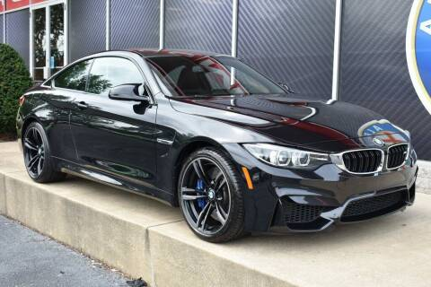 2018 BMW M4 for sale at Alfa Romeo & Fiat of Strongsville in Strongsville OH
