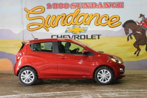 2021 Chevrolet Spark for sale at Sundance Chevrolet in Grand Ledge MI