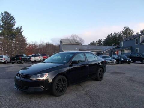2012 Volkswagen Jetta for sale at Manchester Motorsports in Goffstown NH