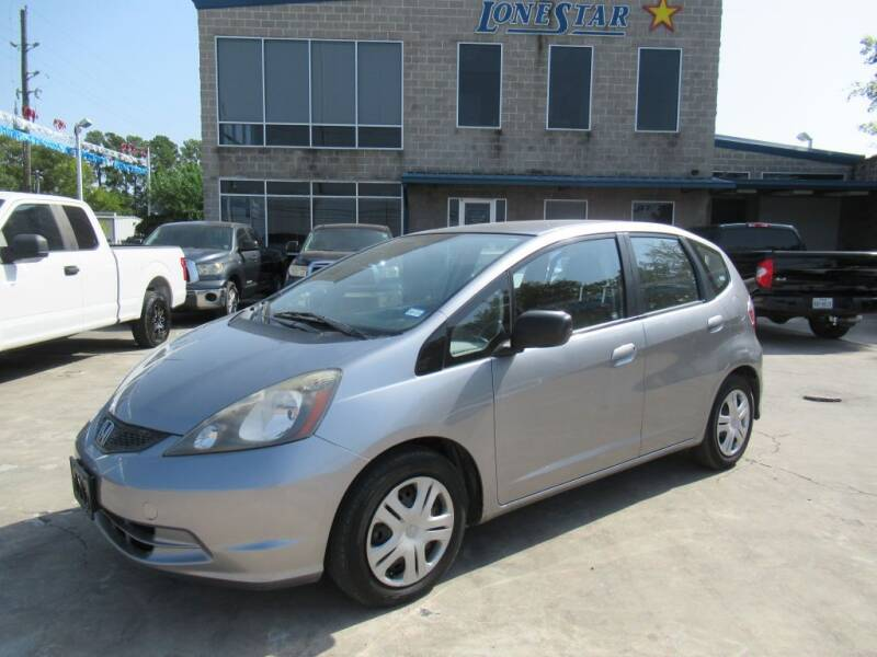 2009 Honda Fit for sale at Lone Star Auto Center in Spring TX