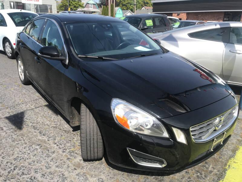 2012 Volvo S60 for sale at American Dream Motors in Everett WA
