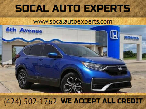 2020 Honda CR-V for sale at SoCal Auto Experts in Culver City CA