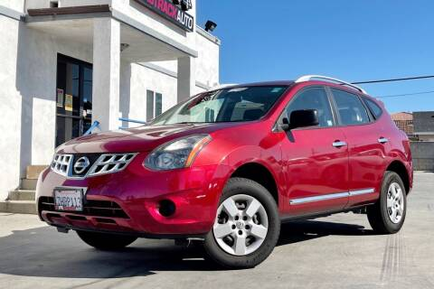 2014 Nissan Rogue Select for sale at Fastrack Auto Inc in Rosemead CA