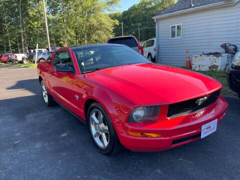 2009 Ford Mustang for sale at MBL Auto in Fredericksburg VA