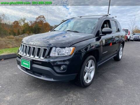 2013 Jeep Compass for sale at Green Light Auto Sales LLC in Bethany CT