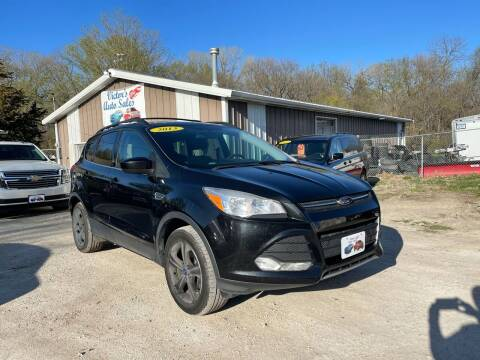 2013 Ford Escape for sale at Victor's Auto Sales Inc. in Indianola IA