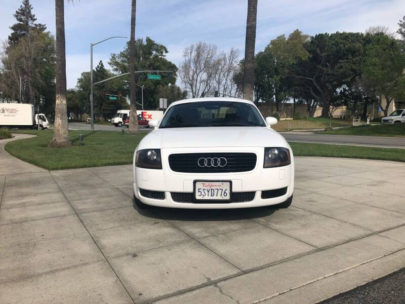 2002 Audi TT for sale at Auto Emporium in San Jose CA