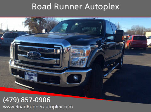 2016 Ford F-250 Super Duty for sale at Road Runner Autoplex in Russellville AR