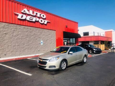2014 Chevrolet Malibu for sale at Auto Depot of Smyrna in Smyrna TN