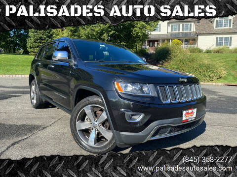 2014 Jeep Grand Cherokee for sale at PALISADES AUTO SALES in Nyack NY