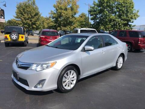2012 Toyota Camry for sale at BATTENKILL MOTORS in Greenwich NY