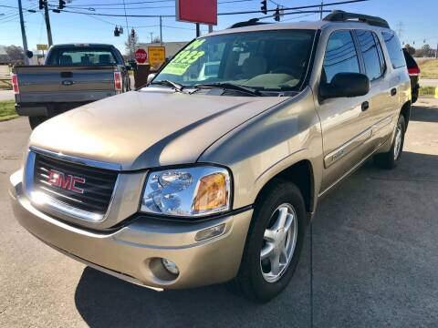 2004 GMC Envoy XL for sale at HillView Motors in Shepherdsville KY