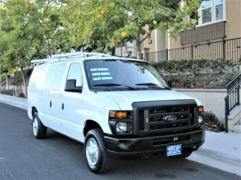 2013 Ford E-Series Cargo for sale at Direct Buy Motor in San Jose CA