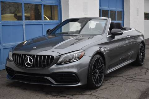 2019 Mercedes-Benz C-Class for sale at IdealCarsUSA.com in East Windsor NJ
