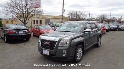 2013 GMC Terrain for sale at RVA MOTORS in Richmond VA