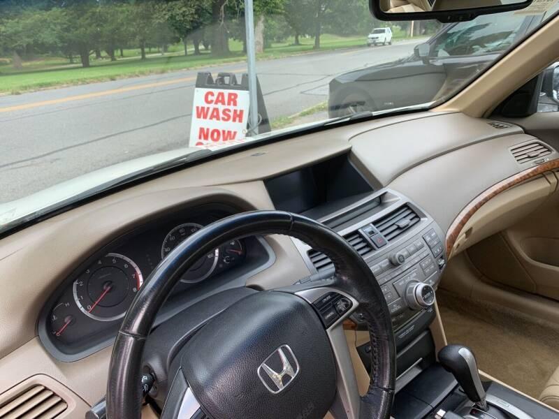 2008 Honda Accord EX-L V6 4dr Sedan 5A w/Navi - Harrisburg PA