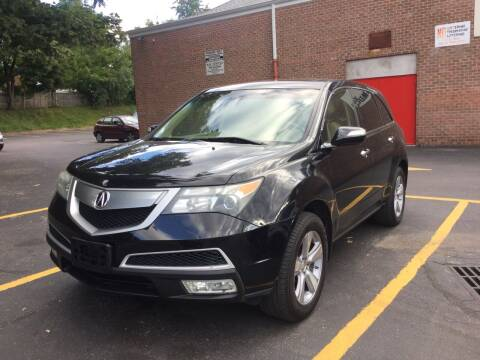 2012 Acura MDX for sale at Drive Deleon in Yonkers NY