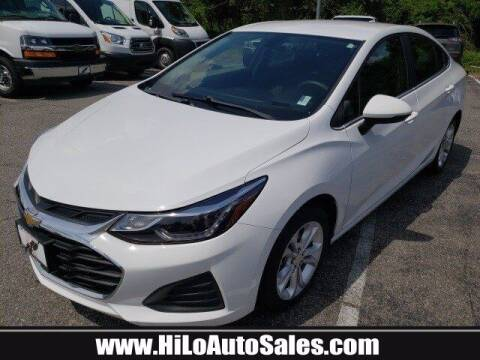 2019 Chevrolet Cruze for sale at Hi-Lo Auto Sales in Frederick MD