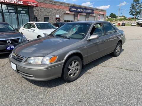 2000 Toyota Camry for sale at AutoCredit SuperStore in Lowell MA