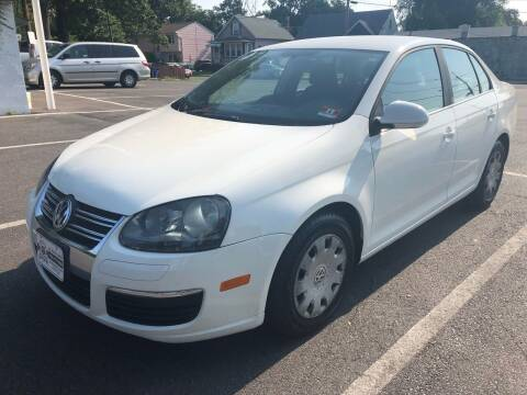 2007 Volkswagen Jetta for sale at EZ Auto Sales , Inc in Edison NJ