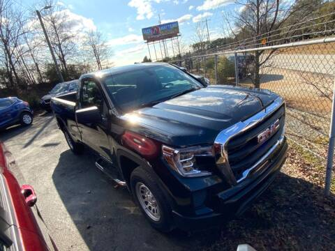 2019 GMC Sierra 1500 for sale at A & K Auto Sales in Mauldin SC