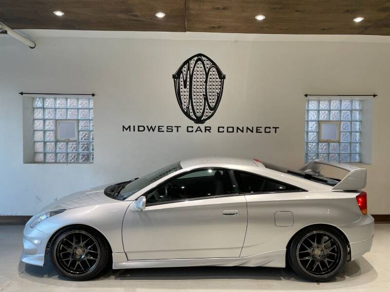 2000 Toyota Celica for sale at Midwest Car Connect in Villa Park IL