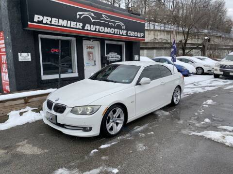 2011 BMW 3 Series for sale at Premier Automotive Group in Pittsburgh PA