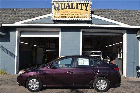 2008 Hyundai Elantra for sale at Quality Pre-Owned Automotive in Cuba MO