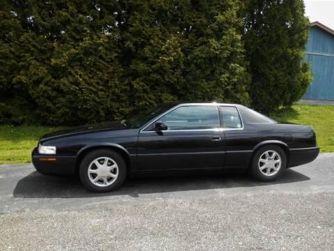 2001 Cadillac Eldorado for sale at CARS II in Brookfield OH