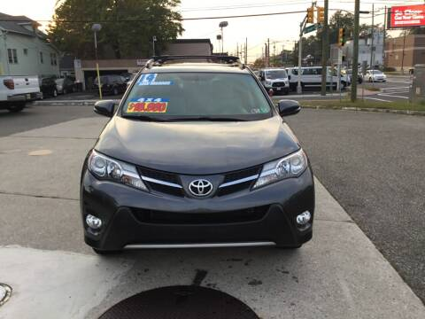2014 Toyota RAV4 for sale at Steves Auto Sales in Little Ferry NJ