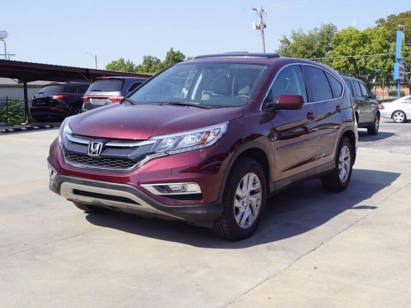 2016 Honda CR-V for sale at Kansas Auto Sales in Wichita KS