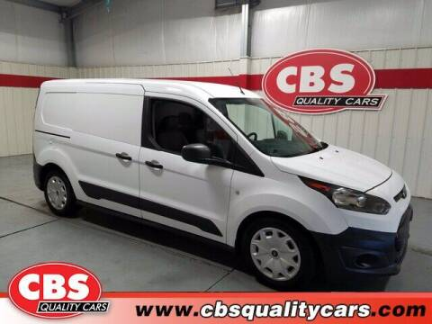 2017 Ford Transit Connect Cargo for sale at CBS Quality Cars in Durham NC