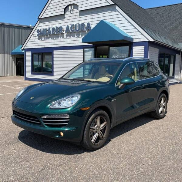 2011 Porsche Cayenne for sale at MBM Auto Sales and Service in East Sandwich MA