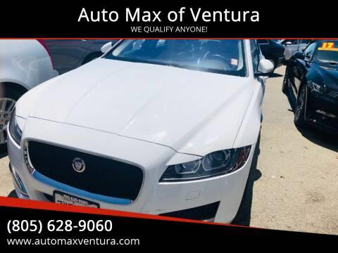 2017 Jaguar XF for sale at Auto Max of Ventura in Ventura CA