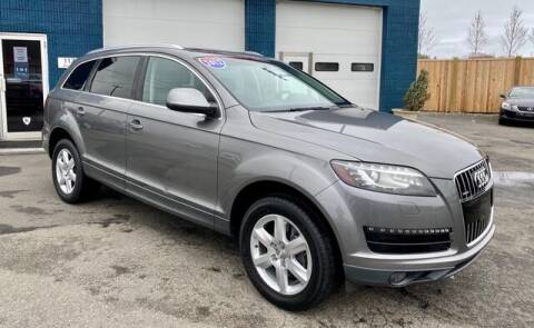 2012 Audi Q7 for sale at Saugus Auto Mall in Saugus MA