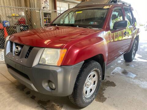2006 Nissan Xterra for sale at Philadelphia Public Auto Auction in Philadelphia PA