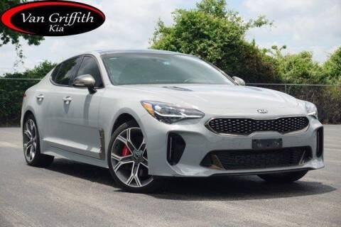 2019 Kia Stinger for sale at Van Griffith Kia Granbury in Granbury TX