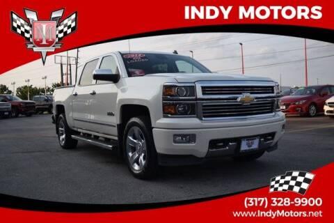 2014 Chevrolet Silverado 1500 for sale at Indy Motors Inc in Indianapolis IN