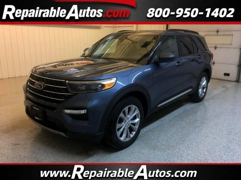 2020 Ford Explorer for sale at Ken's Auto in Strasburg ND