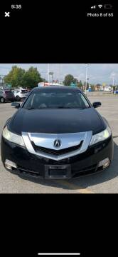 2009 Acura TL for sale at Right Choice Automotive in Rochester NY