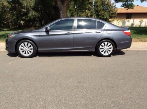 2013 Honda Accord for sale at Auto Brokers in Sheridan CO