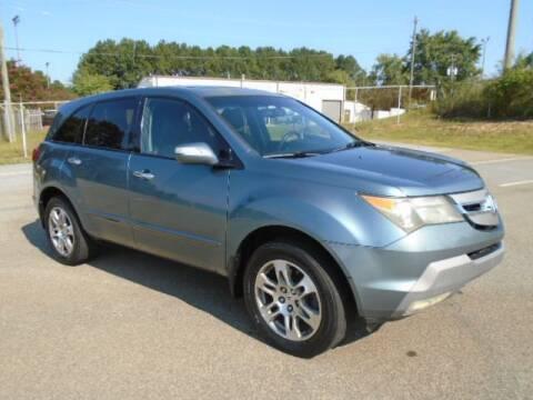 2008 Acura MDX for sale at Atlanta Auto Max in Norcross GA