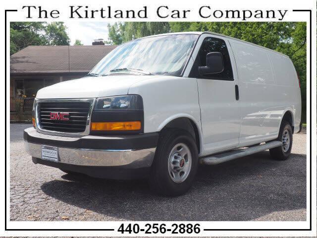 2019 GMC Savana Cargo for sale at Kirtland Car Company in Kirtland OH