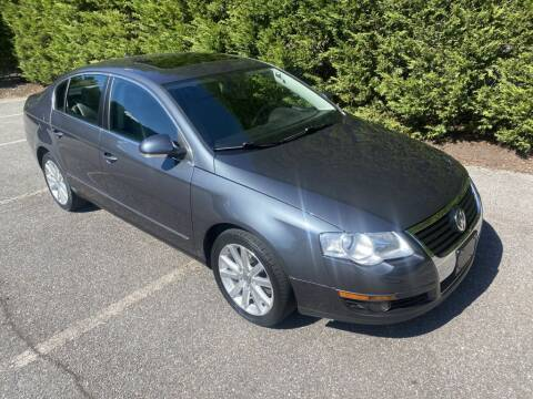 2010 Volkswagen Passat for sale at Limitless Garage Inc. in Rockville MD