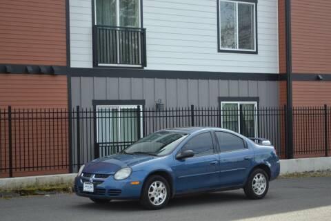 2003 Dodge Neon for sale at Skyline Motors Auto Sales in Tacoma WA