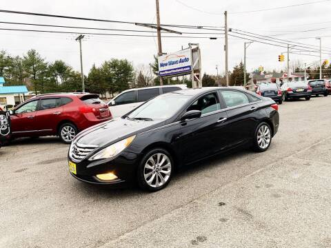 2013 Hyundai Sonata for sale at New Wave Auto of Vineland in Vineland NJ