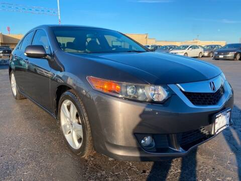 2010 Acura TSX for sale at VIP Auto Sales & Service in Franklin OH